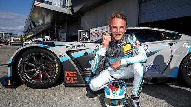 Marvin Kirchhöfer startet erstmals seit einem Jahr von der Pole-Position