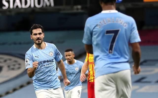 Nationalspieler Ilkay Gündogan traf, Manchester City patzte dennoch