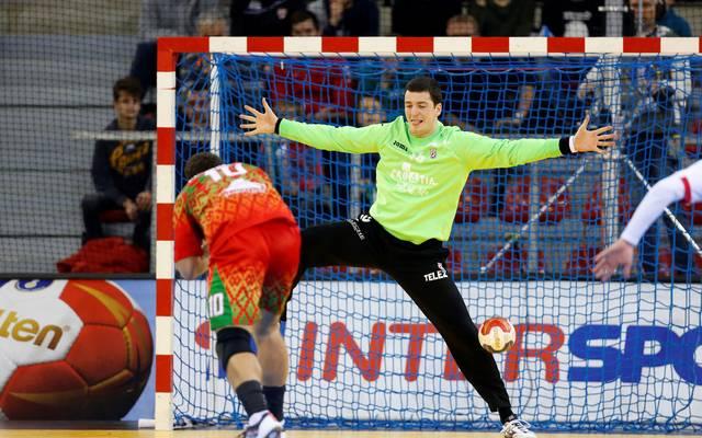 Handball: Torhüter Filip Ivic wechselt zum VfL Gummersbach , Filip Ivic steht in der kroatischen Nationalmannschaft im Tor
