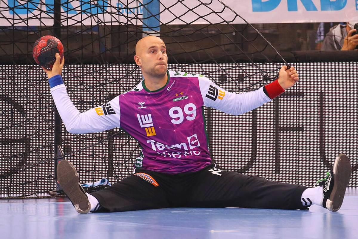 TBV Lemgo Lippe holt einen slowenischen Nationaltorhüter für die kommende Saison. Peter Johannesson verlässt den Klub dagegen am Saisonende.