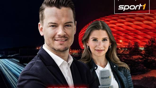 Der SPORT1-Bayern-Podcast mit Jana Wosnitza und SPORT1 Chefreporter Florian Plettenberg