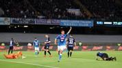 Fabian Ruiz trifft beim deutlichen Sieg des SSC Neapel gegen Inter Mailand