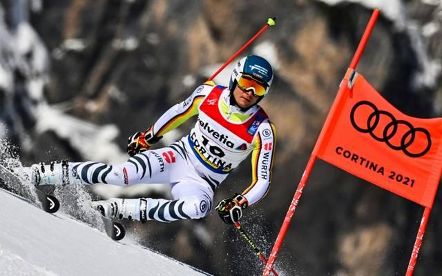 Alexander Schmid verpasst Medaille