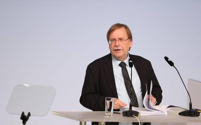 DFB-Vizepräsident Rainer Koch sitzt künftig im Exekutivkomitee der UEFA