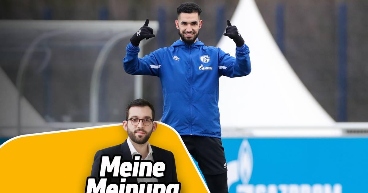 FC Schalke: Nabil Bentaleb - warum die Begnadigung richtig ist - SPORT1