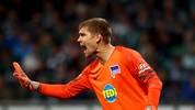 Thomas Kraft spielt bereits seit 2011 für die Hertha
