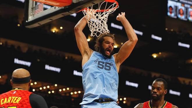 Joakim Noah zeigte in der vergangenen Saison bei den Memphis Grizzlies, zu was er noch in der Lage ist