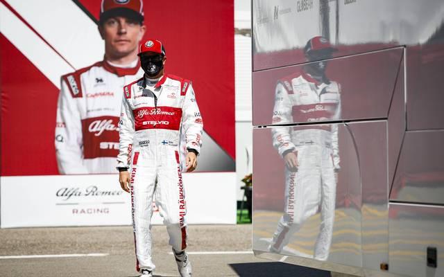 Kimi Räikkönen fährt bereits seit 2001 in der Formel 1