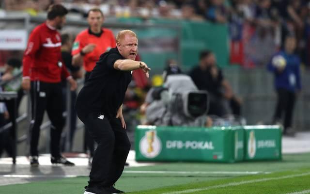 Heiko Vogel muss seinen Trainerposten beim KFC Uerdingen räumen