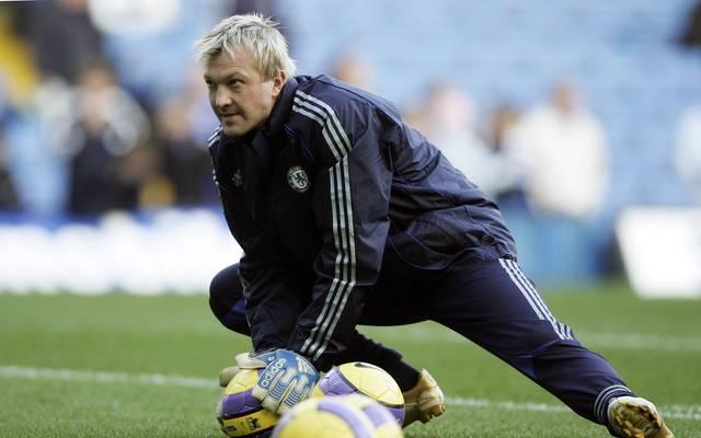 Magnus Hedman stand unter anderem beim FC Chelsea unter Vertrag