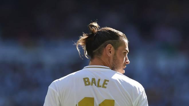 Gareth Bale ist bei Real Madrid nicht mehr glücklich