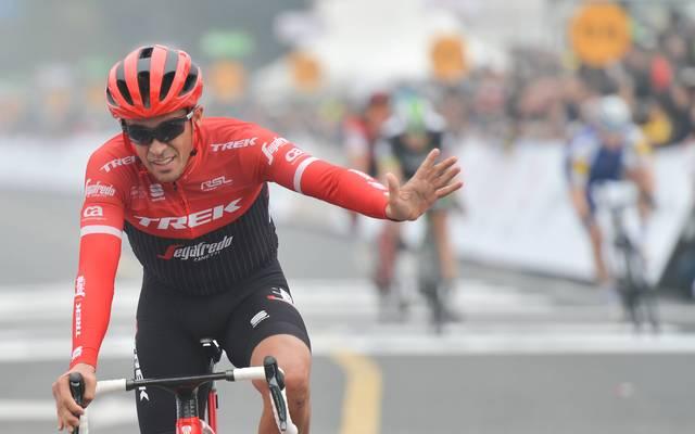 Alberto Contador beendete 2017 seine aktive Karriere