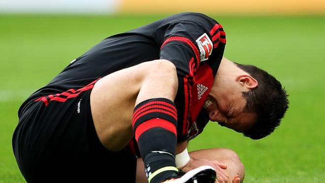 Leverkusens Chicharito verpasst den Bundesliga-Auftakt gegen Mönchengladbach