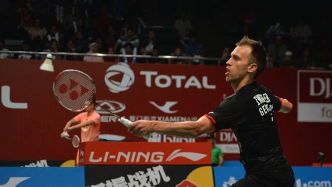 Marc Zwiebler ist achtmaliger Deutscher Meister