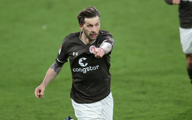 Burgstaller will mit St. Pauli gegen Braunschweig gewinnen