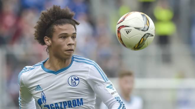 Leroy Sane wechwelt für rund 50 Millionen Euro von Schalke zu Manchester City