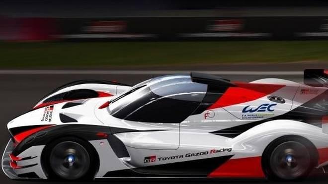 Toyota bleibt der WEC erhalten: Das GR Super Sport Hypercar wird Realität