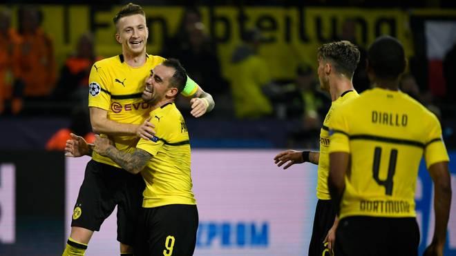Marco Reus, Borussia Dortmund, Tottenham Hotspur