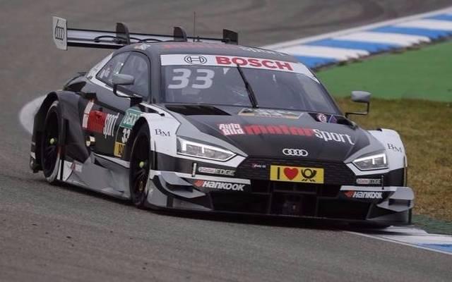 DTM-Champion Rene Rast träumt von einer Fahrt in einem Formel-1-Auto