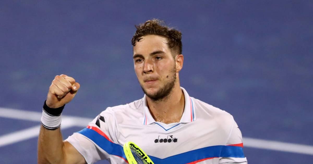 ATP: Jan-Lennard Struff in Dubai im Viertelfinale