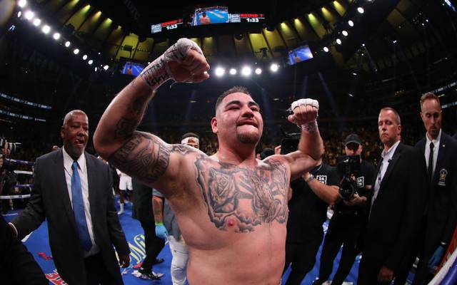 Andy Ruiz Jr. ist Schwergewichts-Weltmeister der IBF