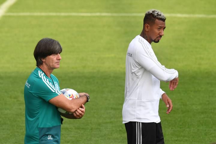 Joachim Löw verzichtet gegen Russland und die Niederlande auf Jerome Boateng. Auch Marc-Andre ter Stegen, Ilkay Gündogan und Emre Can sind nicht dabei. SPORT1 zeigt den DFB-Kader