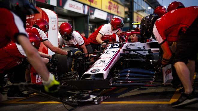 Die Formel 1 will ab 2023 mit synthetischem Kraftstoff fahren
