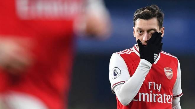 Mesut Özil will beim FC Arsenal bleiben