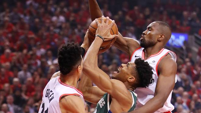 NBA, Playoffs: Toronto Raptors schlagen Milwaukee Bucks in Spiel vier