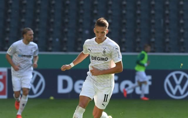 Hannes Wolf wechselte im Sommer nach Mönchengladbach