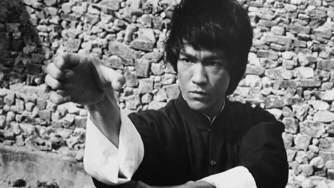 Bruce Lee gilt als Ikone im Kampfsport