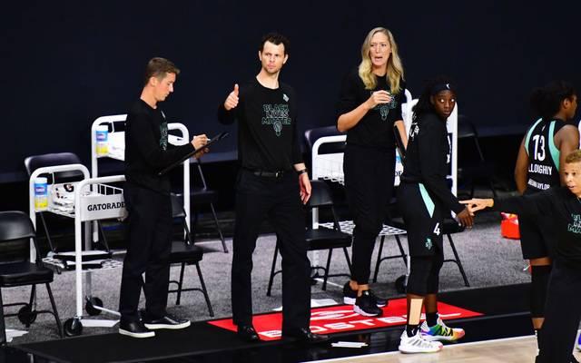 Walt Hopkins bringt Erfahrung aus der amerikanischen WNBA mit