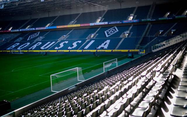 Bei Borussia Mönchengladbach soll es zwei positive Corona-Befunde geben