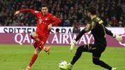 Robert Lewandowski schoss bislang 16 Bundesliga-Tore
