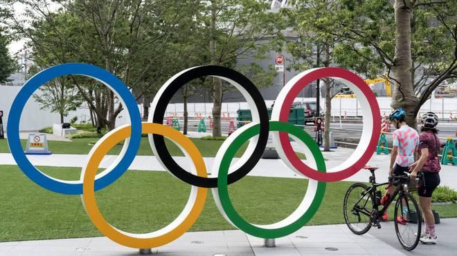 Bei Olympia 2020 werden hohe Temperaturen erwartet