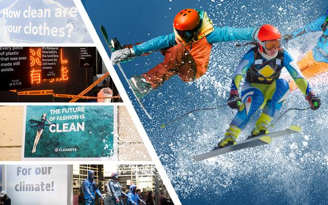 Wintersport und Sustainability