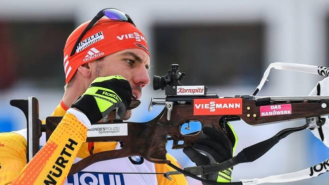 Arnd Peiffer wurde als Siebter bester Deutscher