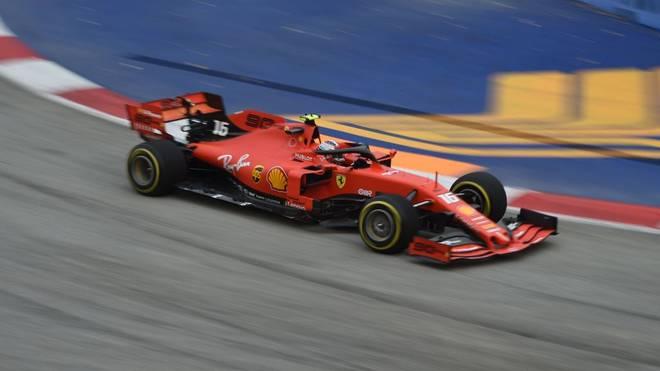 Charles Leclerc will seinen dritten Sieg in Folge mit Ferrari