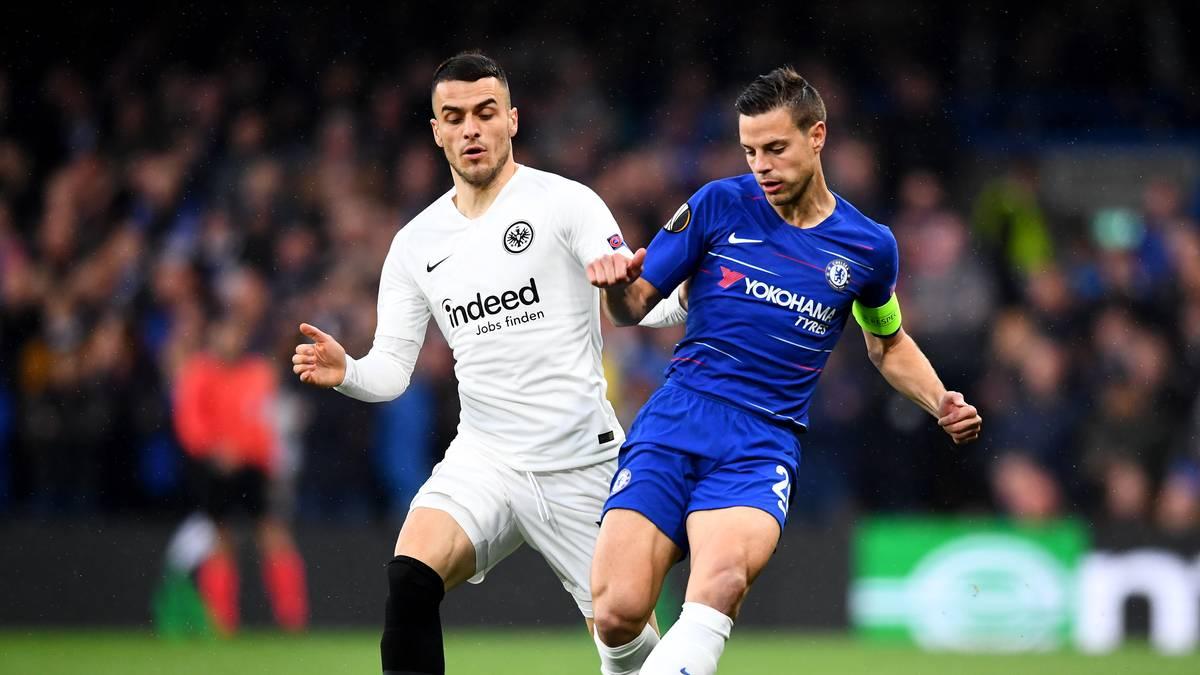 FC Chelsea, Eintracht Frankfurt, Einzelkritik