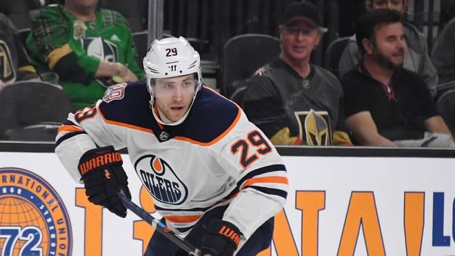 NHL: Leon Draisaitl - seine Karriere in Bildern