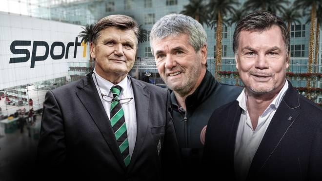 Thomas Helmer begrüßt am Sonntag unter anderem Hans Meyer und Friedhelm Funkel