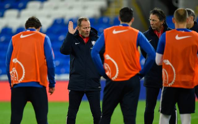 Netherlands Training Session & Press Conference