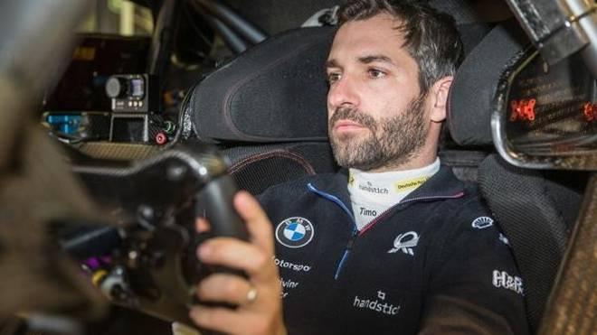 Timo Glock saß nach seiner Magen-Darm-Grippe in Jerez erstmals im neuen BMW