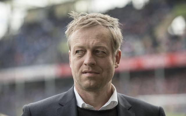 Klemens Hartenbach ist Sportdirektor beim SC Freiburg