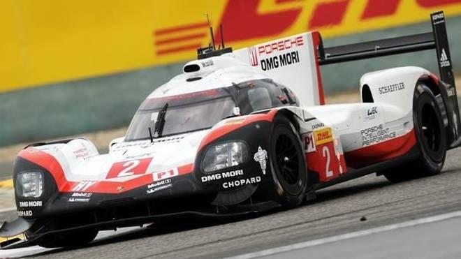 Brendon Hartley fuhr vier Jahre für Porsche und gewann 2017 in Le Mans
