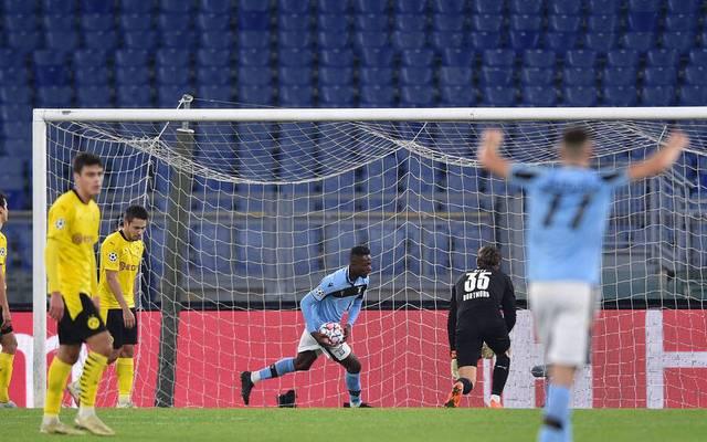 Bei Lazio Rom ist ein Corona-Fall aufgetreten