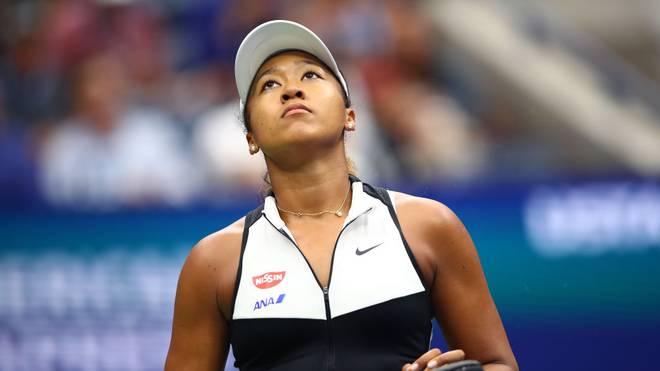 Naomi Osaka scheidet als Titelverteidigerin überraschend früh aus