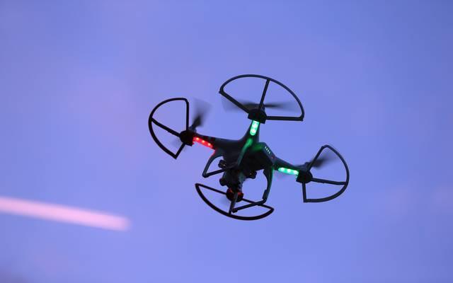 Die Königsklasse der Drohnen live bei SPORT1