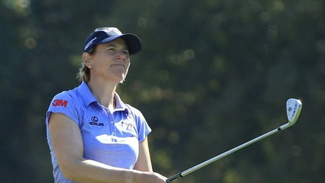 Annika Sörenstam steht vor ihrem Comeback