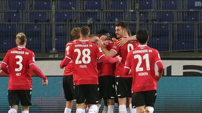 Hannover 96 darf Quarantäne vorzeitig verlassen